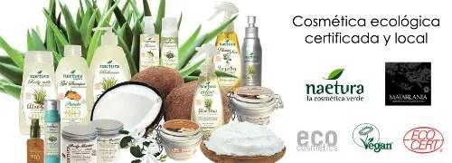 cosmética eco y local ecotendencia