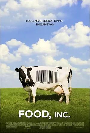 """food inc1 - """"Lo que los animales tienen que pasar por culpa de los humanos me rompe el corazón"""". Entrevista a la actriz Freida Pinto sobre le película El origen del planeta de los simios"""