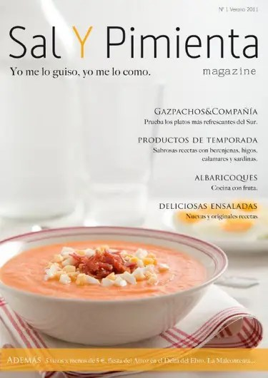 sal y pimienta magazine
