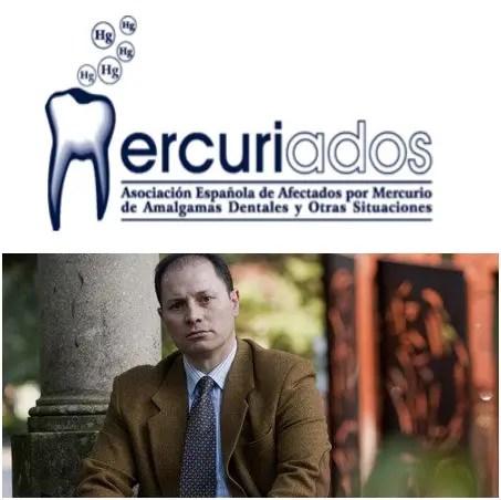 """MERCURIADOS - """"El MERCURIO de mis empastes dentales me intoxicó"""". Entrevista, denuncia y advertencias de la asociación Mercuriados"""