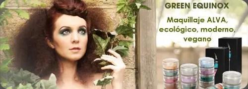 alva maquillaje ecológico