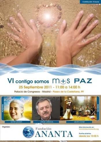 VI contigo somos mas paz 2011