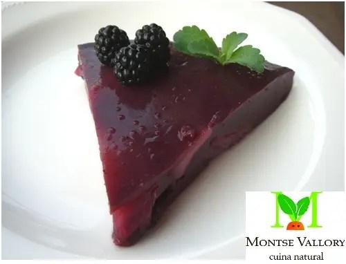gelatrina - montse vallory gelatina moras