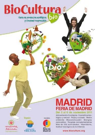 biocultura - BIOCULTURA Madrid 2011: un cambio verdadero