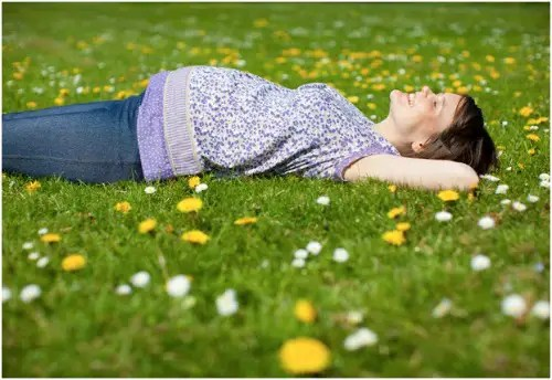 embarazo flores - El embarazo y las esencias florales