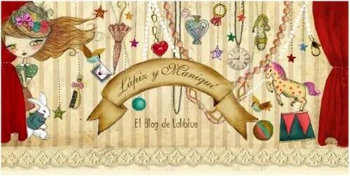 """laliblue - """"Mi ambición es simplemente ser feliz y hacer del 'handmade' mi profesión"""". Entrevista a Laliblue"""