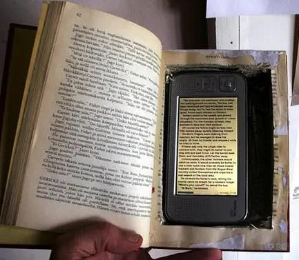 libro impreso libro electronico - ¿Libro impreso? ¿Libro electrónico? - Los viernes de Ecología Cotidiana
