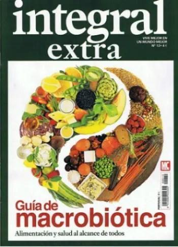 Integral Extra Guia de Macrobiotica - Guía de Macrobiótica. Revista Integral Extra nº 12