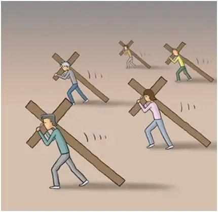 cruz1 - Las piedras en nuestro camino ¿Qué hacemos con ellas?