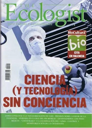 """The Ecologist 44b - """"Ciencia oficial"""": esa nueva y pujante Iglesia"""