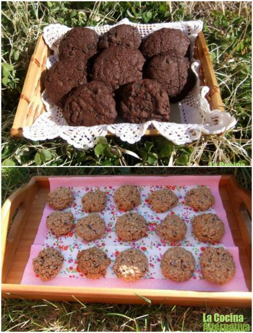 Collage de Picnik - Galletoterapia o como las cookies alegran la vida