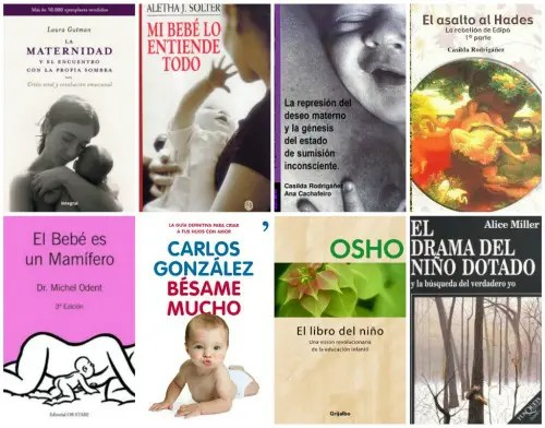 libros madres de dia