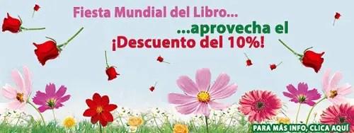 El Jardín del Libro - Descuento especial Dia del Libro 2012