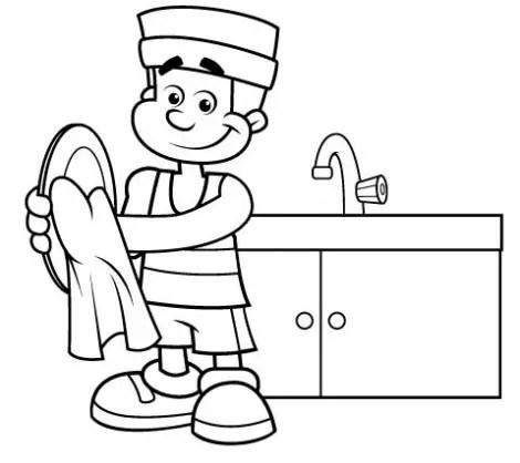 Lavar platos - Lavar los platos a mano o en el lavavajillas, ¿que es más ecológico? - Los viernes de Ecología Cotidiana