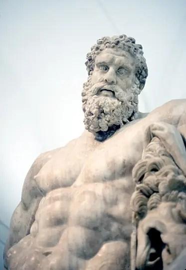 hercules-statue