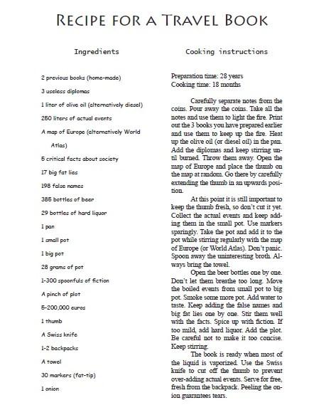 sunhitcher2 - The Sunhitcher: manual para viajar sin dinero en pdf
