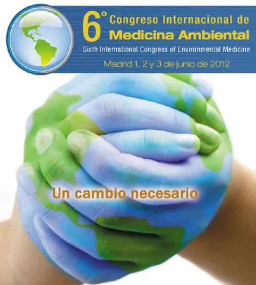 6º congreso medicina ambiental - 6º congreso medicina ambiental