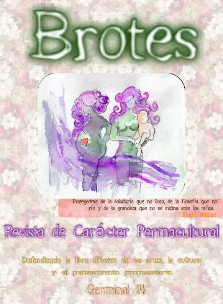 brotes - Brotes nº 14: revista online de caracter permacultural