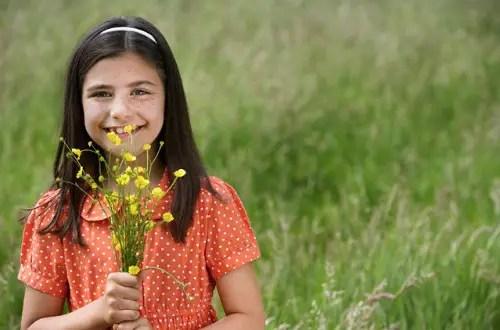 felicidad flores