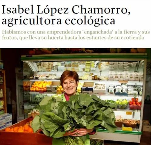 isabel chamorro