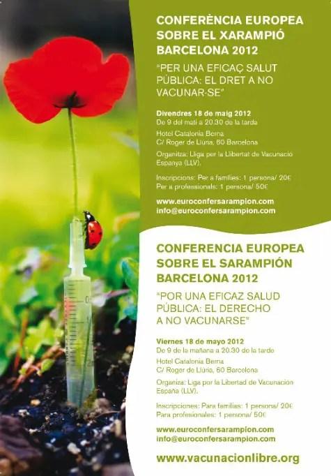 conferencia europea sarampion 2012