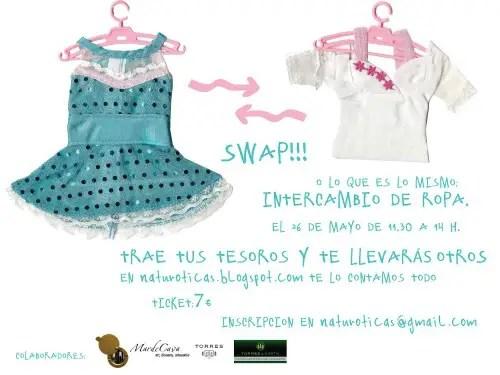 swap clothing en Barcelona - swap clothing en Barcelona