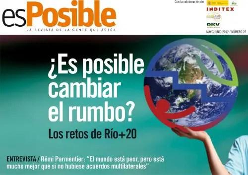 numero261 - ¿Es posible cambiar el rumbo?: revista online esPosible 26