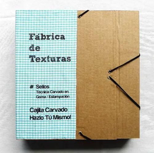 """FABRICA TEXTURAS CAJITA - """"¡HAZLO TÚ MISMO! ¿Necesitamos comprar todos los objetos que usamos en nuestro día a día?"""". Entrevista a Fábrica de texturas"""