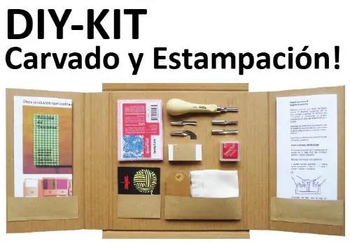 """FABRICA TEXTURAS cajita carvado logo sin nu¦ümeros - """"¡HAZLO TÚ MISMO! ¿Necesitamos comprar todos los objetos que usamos en nuestro día a día?"""". Entrevista a Fábrica de texturas"""
