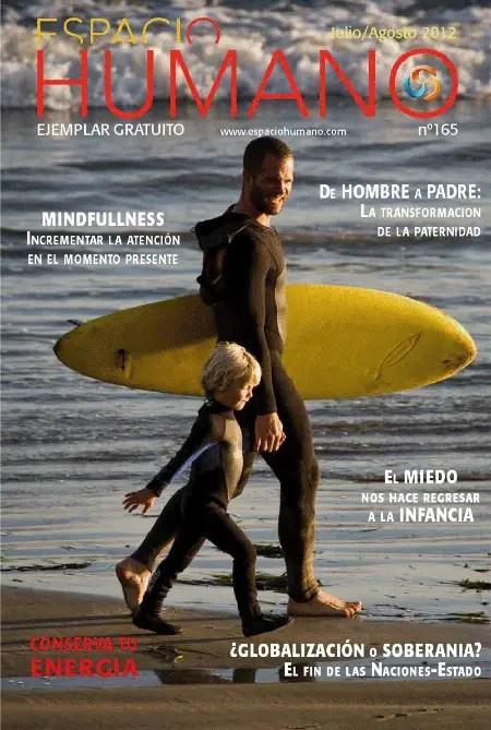 viewer - DE HOMBRE A PADRE: la experiencia de la paternidad en la revista online Espacio Humano nº 165