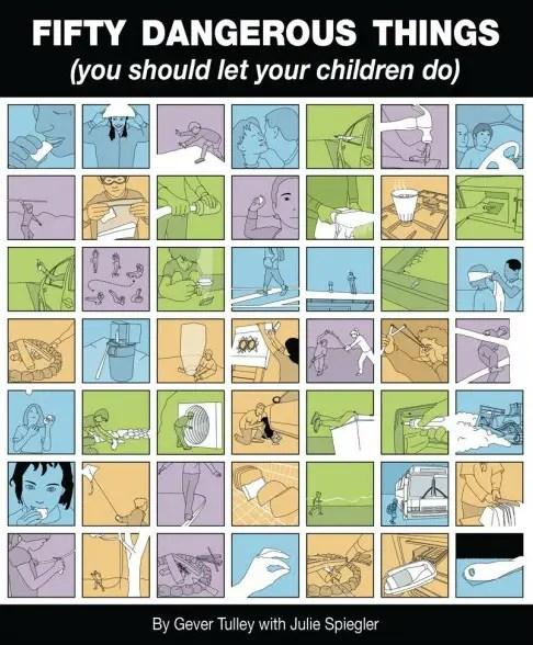 50cosaspeligrosas - 100 ideas para hacer CON niños este verano, y muchas más