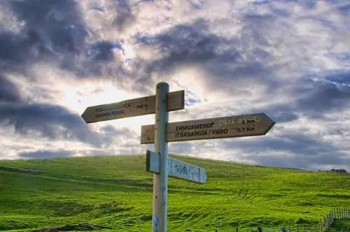 caminos - Siguiente etapa en el camino de la vida