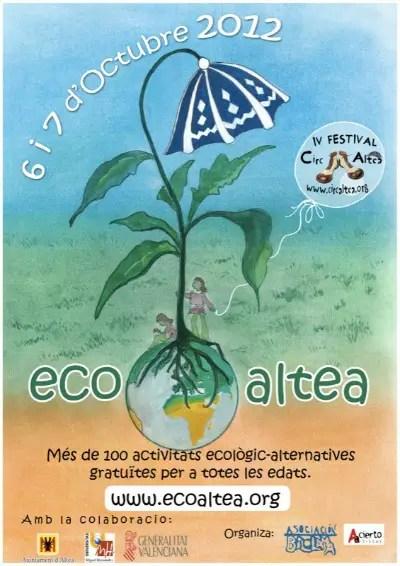 ecoaltea 2012 - EcoAltea, Humanizando la sociedad: 6 y 7 de octubre 2012