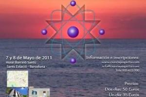 7o congreso barcelona - VII Congreso Ciencia y Espíritu: Barcelona, 7 y 8 de mayo 2011