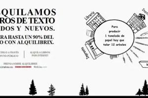 Alquilibrix - Alquiler de libros de texto con ALQUILIBRIX. Los viernes de Ecología Cotidiana