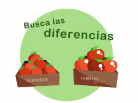 BUSCA LAS DIFERENCIAS - BUSCA LAS DIFERENCIAS