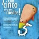 Cartel Campaña de navidad 2010  - Solidaridad con bicicletas para recuperarse de leucemia