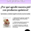 Cartel taller jabones Sandoval1 - ¿Por qué hacer jabones caseros en el siglo XXI? Talleres en Madrid