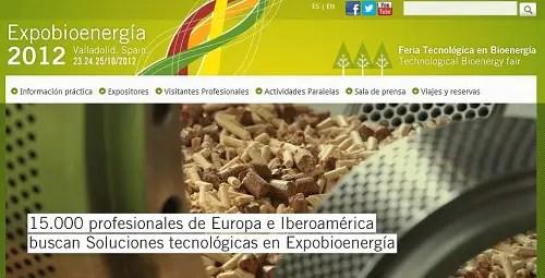 Expobioenergia 20121 - Expobioenergia 2012