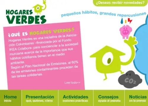 Hogares Verdes - Hogares Verdes