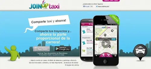 JoinUp Taxi1 - JoinUp Taxi