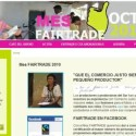Mes FAIRTRADE Octubre 2010 - Mes FAIRTRADE 2010. Impulsando el Comercio Justo