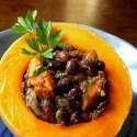 Montse Vallory Guiso de azuki con calabaza - Receta de guiso de azuki con calabaza