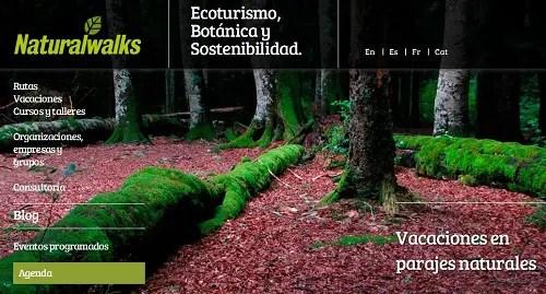 """Naturwalks - """"Tenemos toda una botica y una despensa natural ahí fuera que desconocemos y desaprovechamos"""". Entrevistamos a Evarist March de NATURALWALKS"""