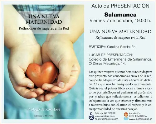 Presentación Salamanca - Presentación Salamanca