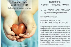 Una Nueva..1 - Estamos en la presentación del libro en Barcelona
