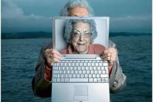 abuela bloguera - LA ABUELA BLOGUERA: su ejemplo y el de su familia