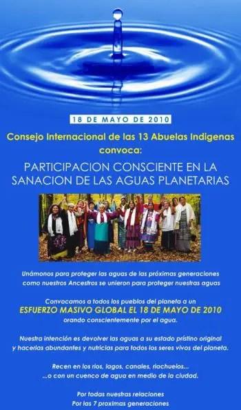 abuelas1 - LAS 13 abuelas indigenas
