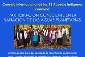 abuelas1 - Las 13 Abuelas Indígenas convocan a la sanación de las aguas planetarias el 18 de mayo del 2010