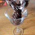 aguacate copas2 - Mousse de chocolate con aguacate